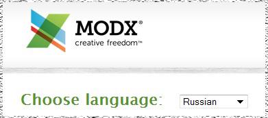 Как установить MODX Evolution